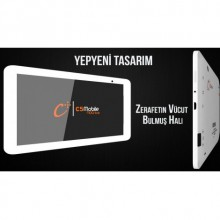 C5 MOBİLE TABLET QUAD- CORE  CORTEX A7 İŞLEMCİ